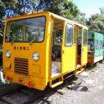 安房森林鉄道の視察会