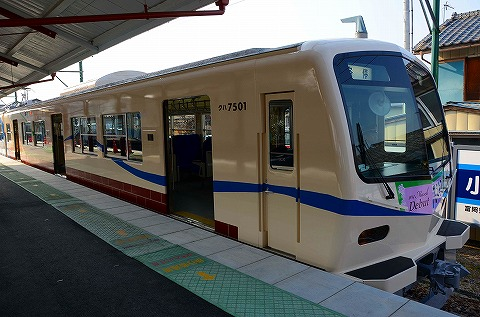 上信電鉄7000形