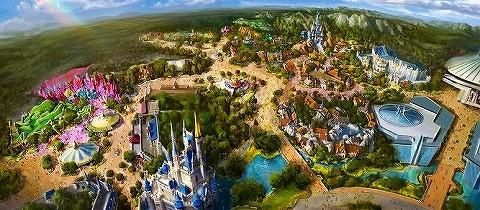 東京ディズニーランド「ファンタジーランドの再開発」