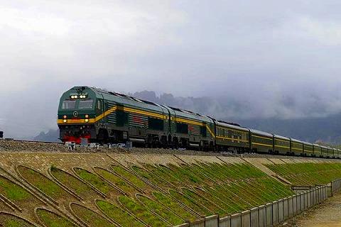 チベット鉄道