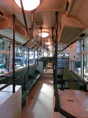 高尾山温泉特別デザインバス