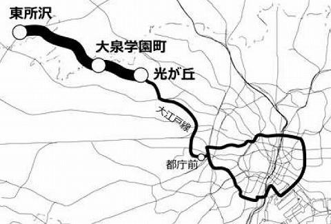 大江戸線延伸