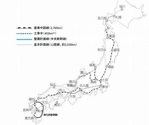 新幹線計画