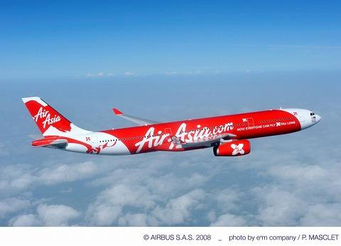 A330-300エアアジア