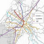 金沢市新しい交通システム基本ルート案