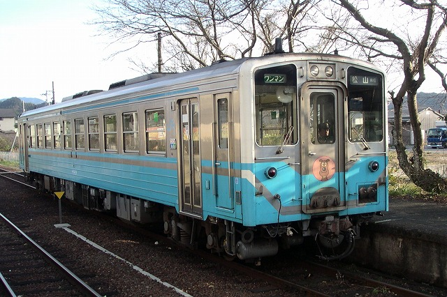 JR四国キハ54