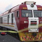 ケニア・モンバサ鉄道