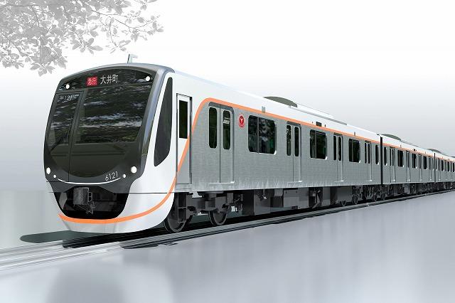 大井町線6020系