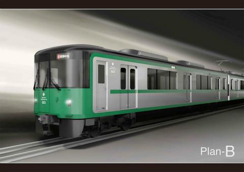 神戸地下鉄新型車両