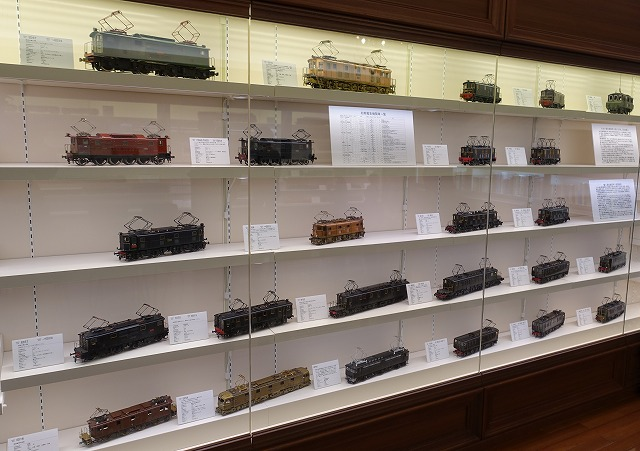 原鉄道博物館