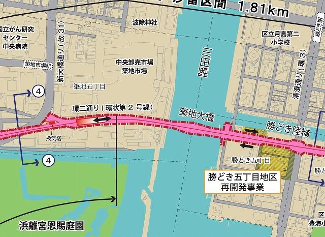 環状2号計画図