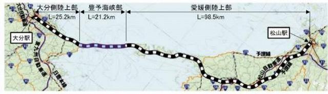 豊予海峡トンネル