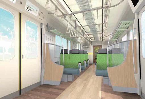 東急6020系座席転換車