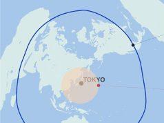 JALの新LCC飛行範囲