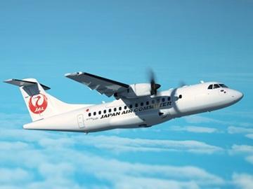 JAL ATR42-600