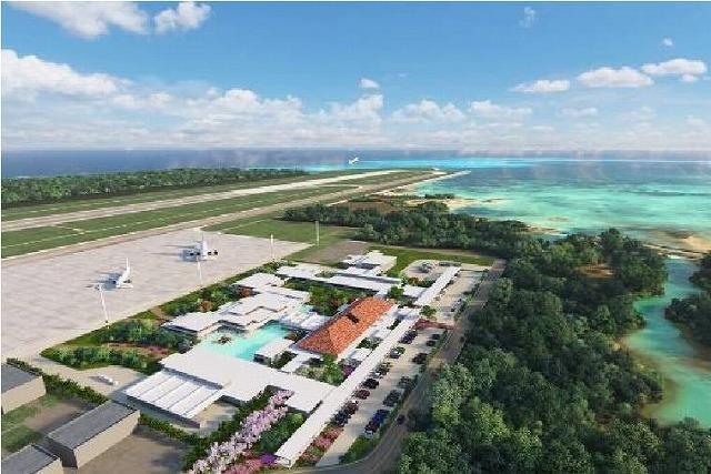 下地島空港新旅客ターミナル