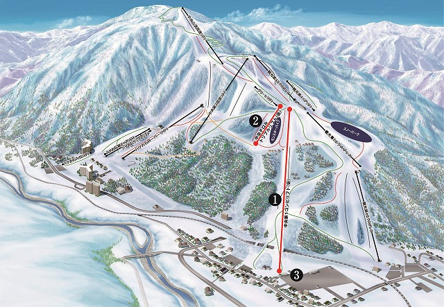 石打丸山スキー場大改修プロジェクト