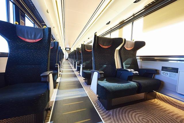 京阪電鉄プレミアムカー