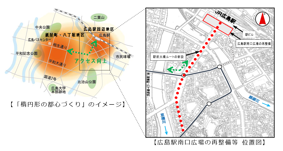 広島電鉄駅前大橋線