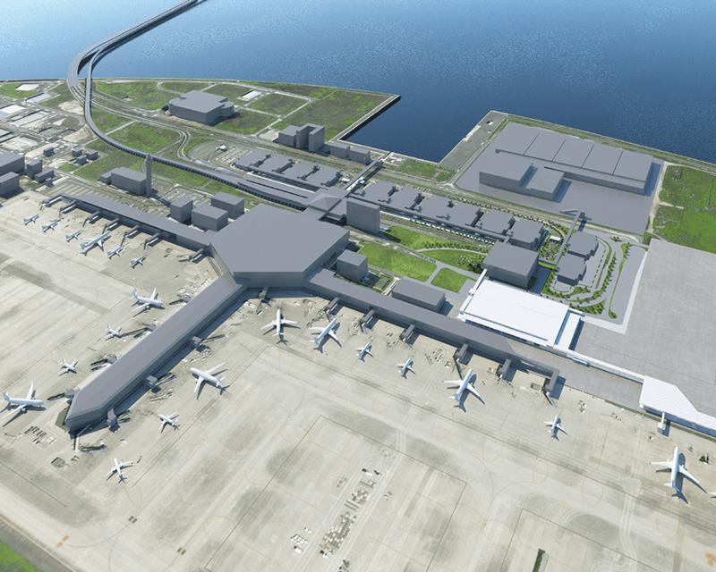 セントレアLCCターミナル