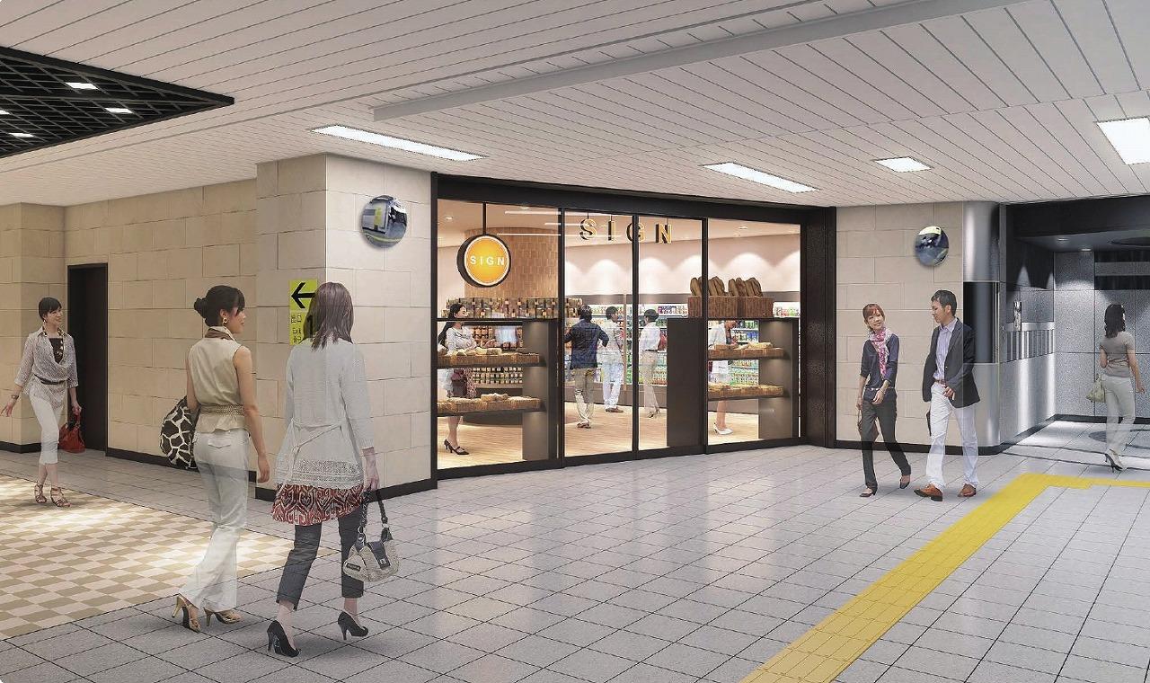 明治神宮前駅開発