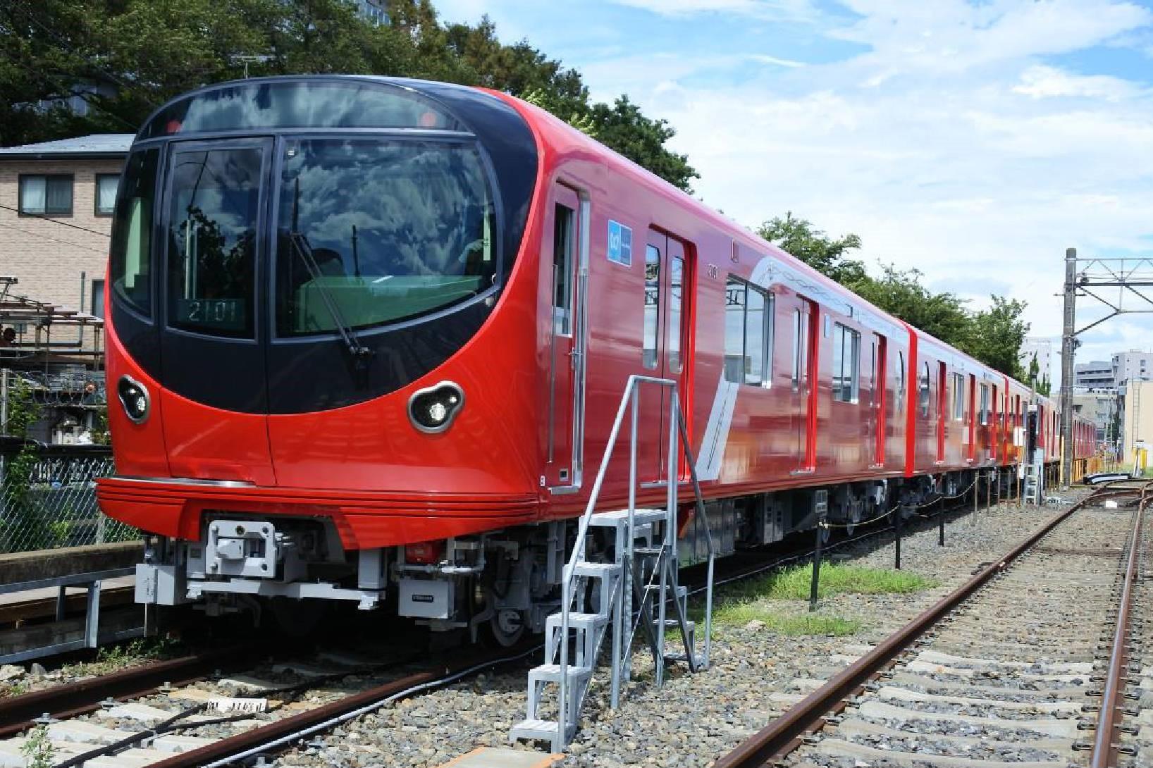 丸ノ内線2000系