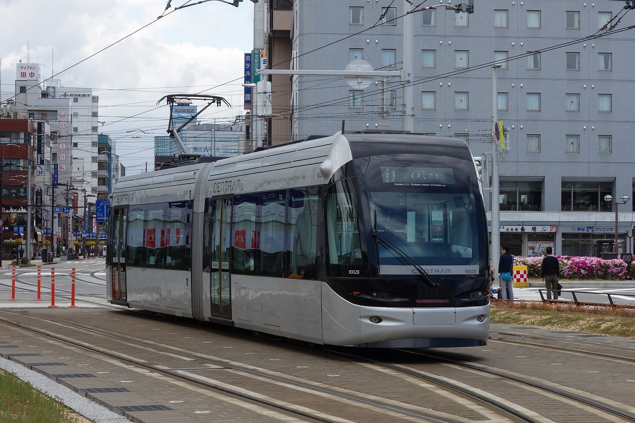 富山地鉄軌道線