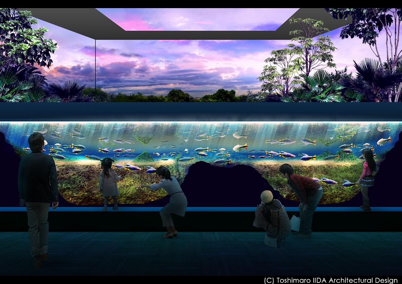 川崎ルフロン水族館