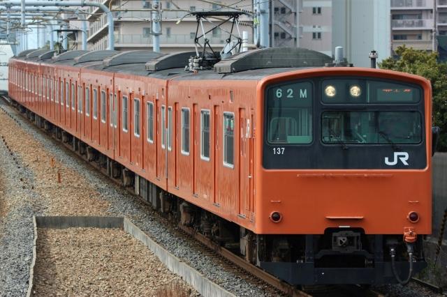 大阪環状線201系