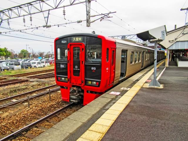 JR九州813系