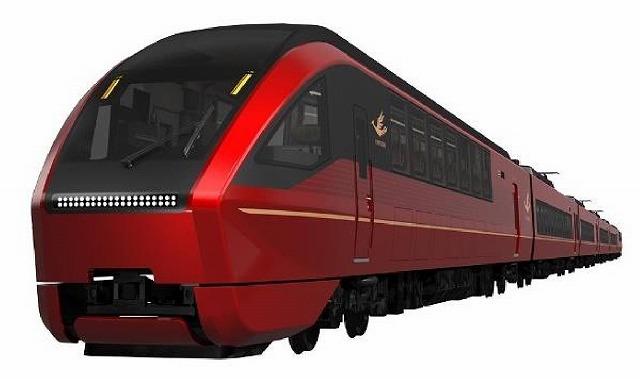 ひ の とり 電車
