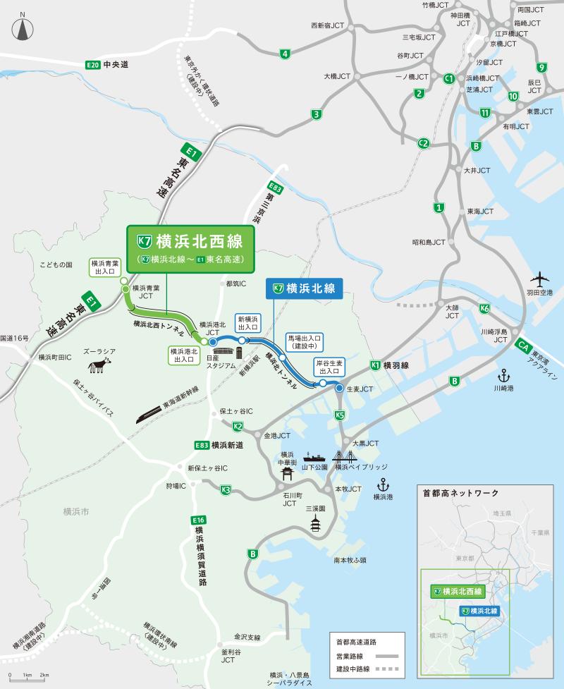 横浜高速北西線