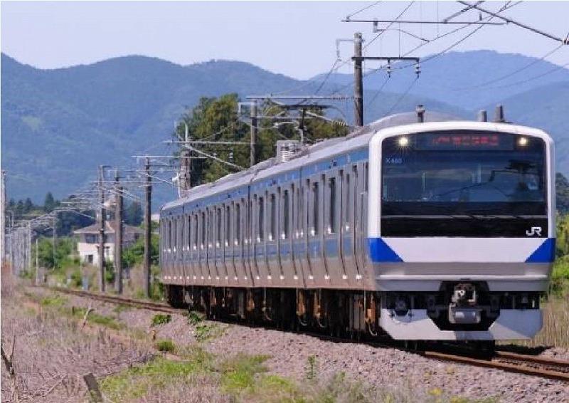 東北線E531系
