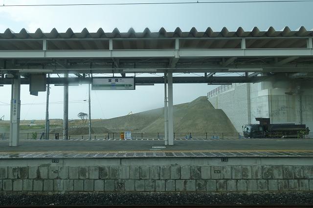 常磐線富岡駅
