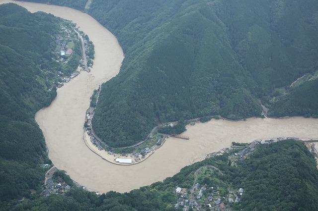 肥薩線球磨川第一橋梁