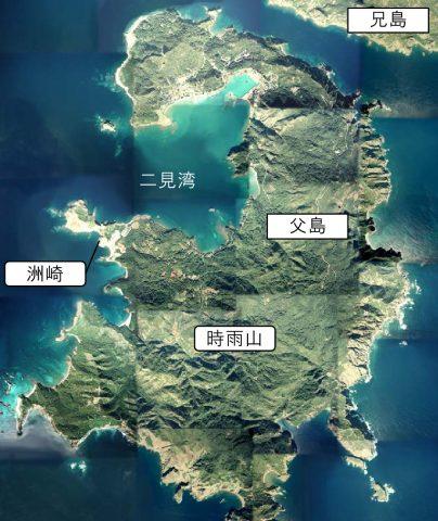 小笠原空港計画地