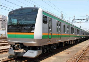 JR東日本E233系