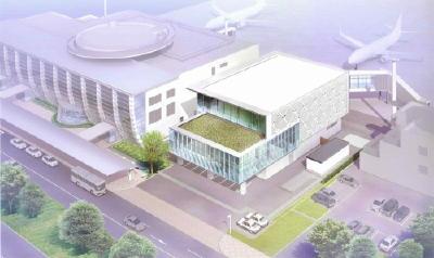 佐賀空港国際線ターミナル