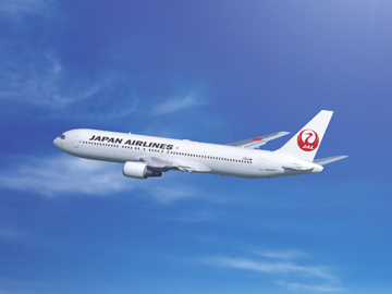 日本航空767-300ER