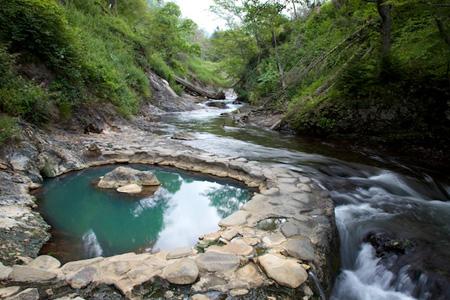 然別峡かんの温泉