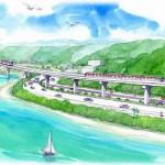 沖縄縦貫鉄道案2