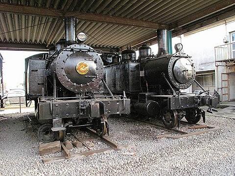小湊鐵道機関車