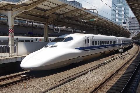 700系引退で東海道新幹線から「2...