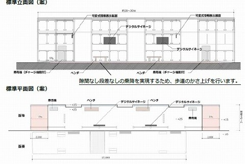 臨海副都心BRT停留場
