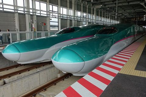 利用者:新幹線