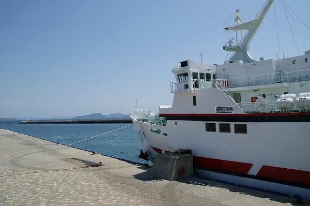 五島列島への航路