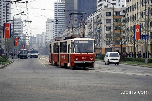 平壌路面電車