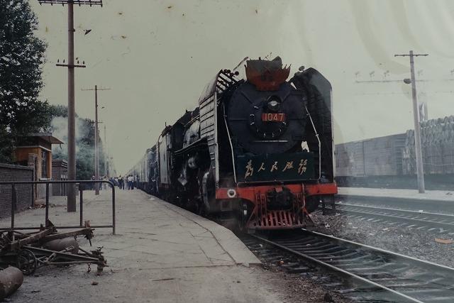 シルクロード鉄道