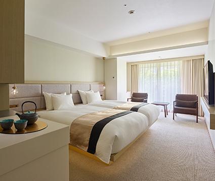セレスティンホテル祇園デラックスツインルーム
