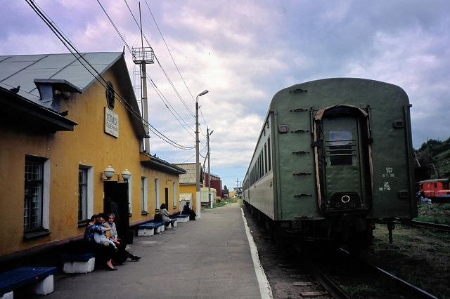 サハリン鉄道